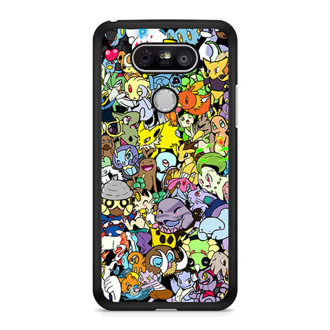 Adorable Pokemon Character LG G5 case