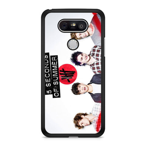5 Seconds of Summer 5SOS Band LG G5 case