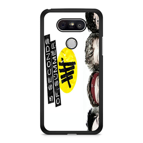 5 Seconds of Summer 5SOS Funny Eyes LG G5 case