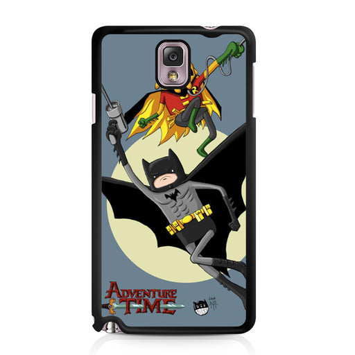 Adventure Time Batman & Robin Samsung Galaxy Note 3 case