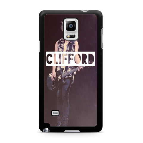 5 Seconds Of Summer Clifford Samsung Galaxy Note 4 case