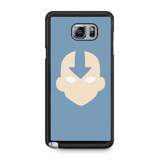 Aang The Last Airbender Samsung Galaxy Note 5 case