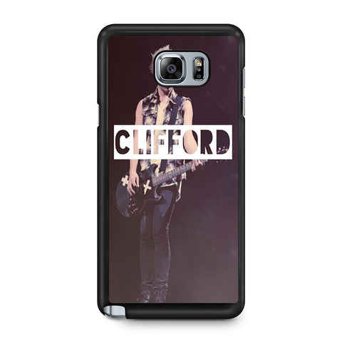 5 Seconds Of Summer Clifford Samsung Galaxy Note 5 case