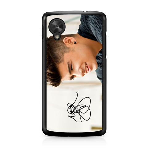 1D Zayn Malik Signature Nexus 5 case