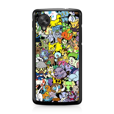 Adorable Pokemon Character Nexus 5 case