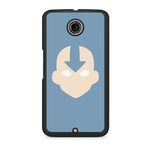 Aang The Last Airbender Nexus 6 case