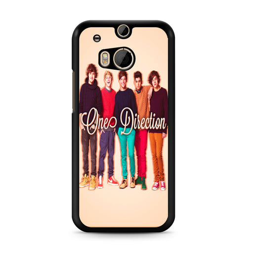 1D One Direction Personnel HTC One M8 case