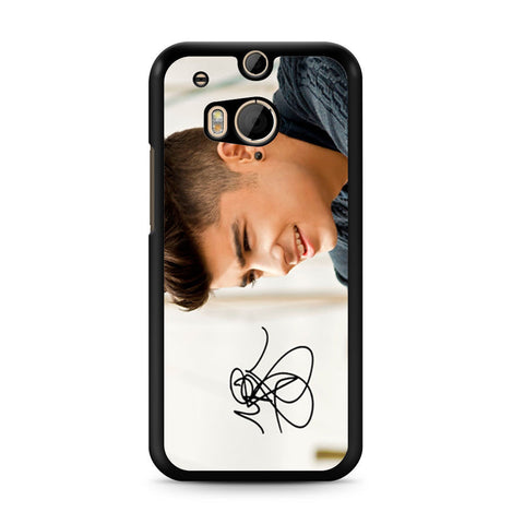 1D Zayn Malik Signature HTC One M8 case