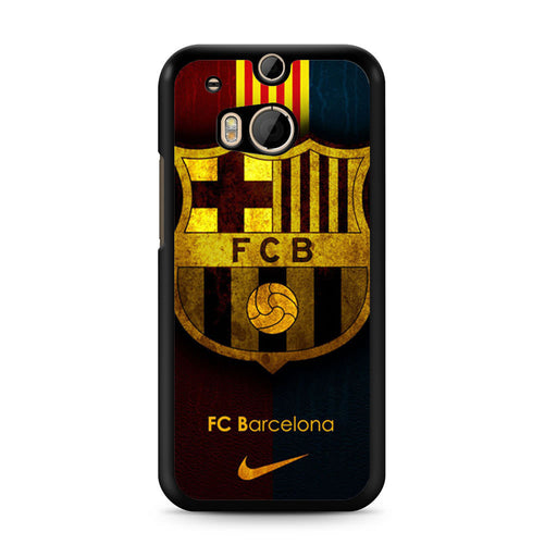 Barcelona FC HTC One M8 case