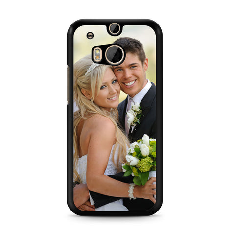 Personalized Teeth Whitening HTC One M8 case