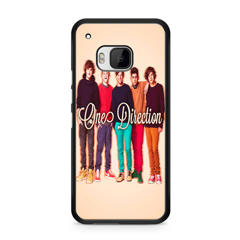 1D One Direction Personnel HTC One M9 case
