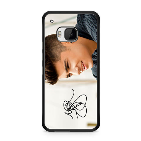 1D Zayn Malik Signature HTC One M9 case
