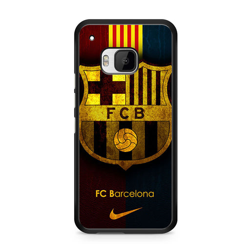 Barcelona FC HTC One M9 case