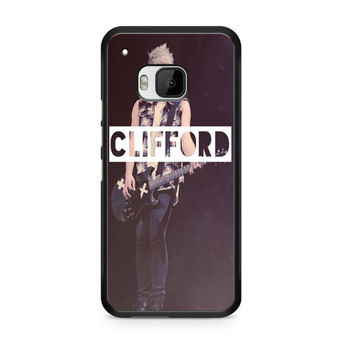 5 Seconds Of Summer Clifford HTC One M9 case