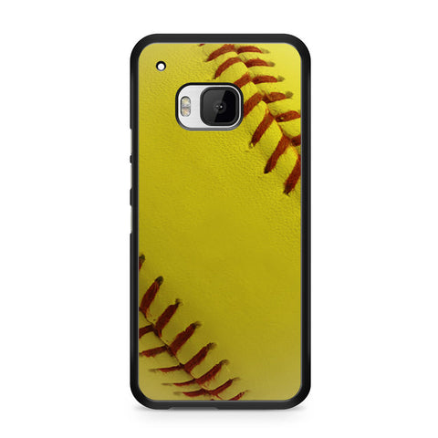 Ball Baseball Yelow HTC One M9 case