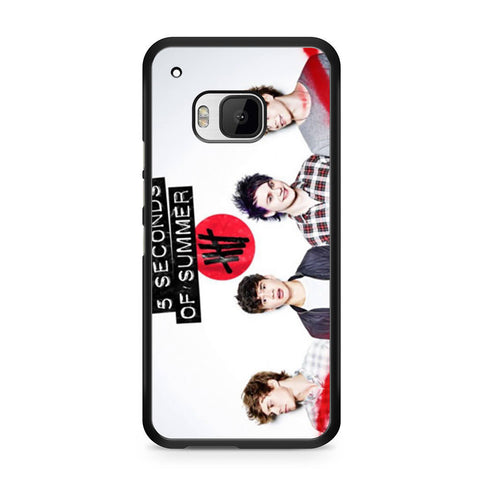 5 Seconds of Summer 5SOS Band HTC One M9 case