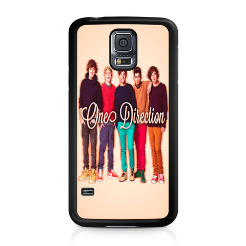 1D One Direction Personnel Samsung Galaxy S5 case