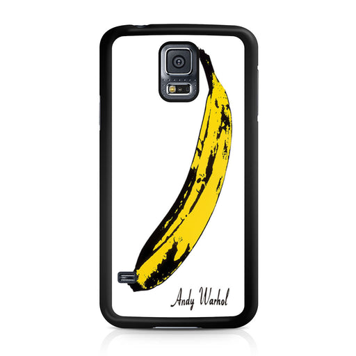 Andy Warhol Design Samsung Galaxy S5 case