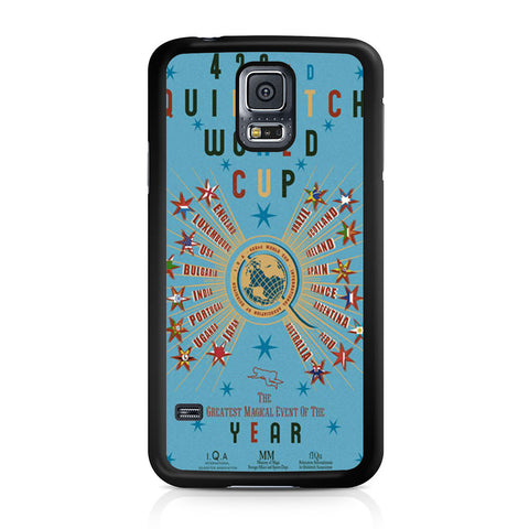 422nd Quidditch World Cup Poster Samsung Galaxy S5 case