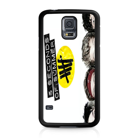 5 Seconds of Summer 5SOS Funny Eyes Samsung Galaxy S5 case