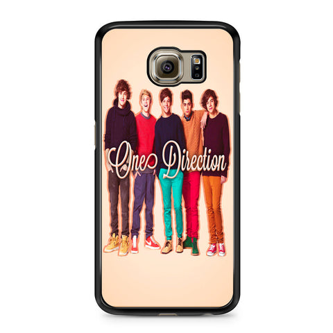 1D One Direction Personnel Samsung Galaxy S6 case