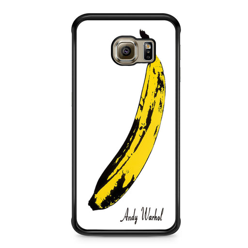 Andy Warhol Design Samsung Galaxy S6 Edge case