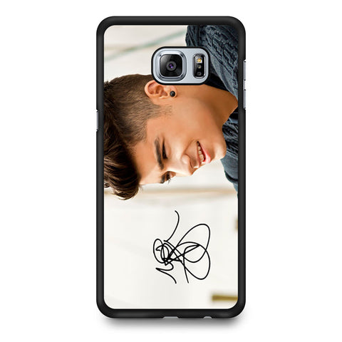 1D Zayn Malik Signature Samsung Galaxy S6 Edge Plus case