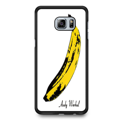 Andy Warhol Design Samsung Galaxy S6 Edge Plus case