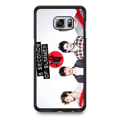 5 Seconds of Summer 5SOS Band Samsung Galaxy S6 Edge Plus case