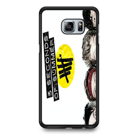 5 Seconds of Summer 5SOS Funny Eyes Samsung Galaxy S6 Edge Plus case