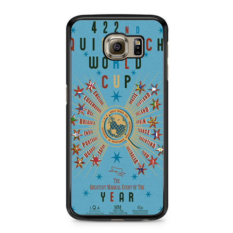 422nd Quidditch World Cup Poster Samsung Galaxy S6 case