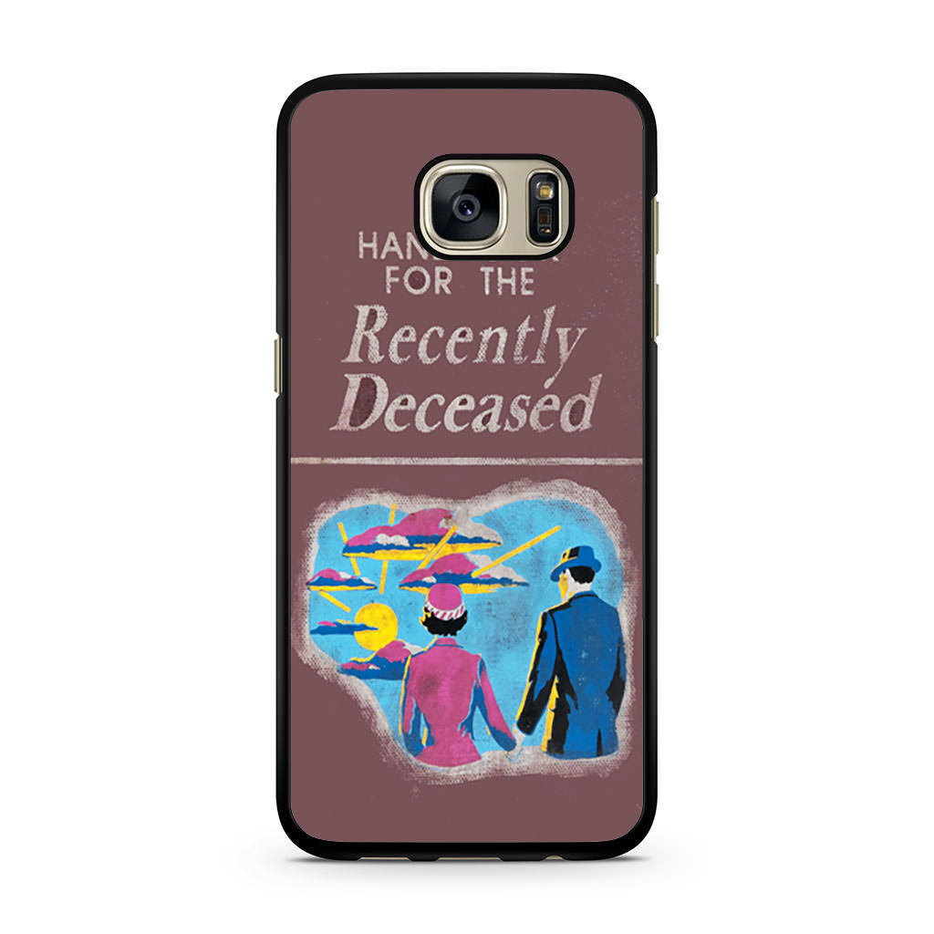 Handbook For The Recently Deceased Iphone Case : galleryhip.com - The ...