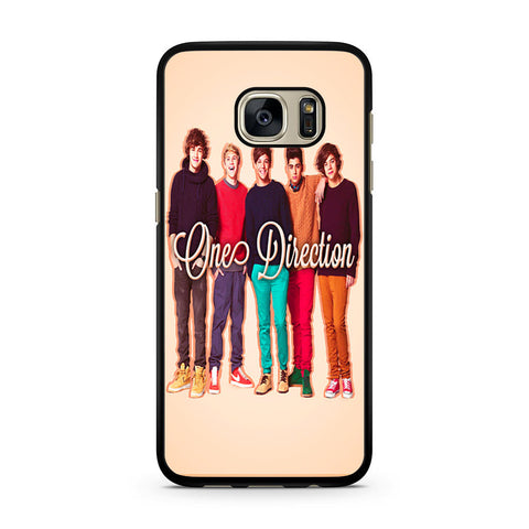 1D One Direction Personnel Samsung Galaxy S7 case