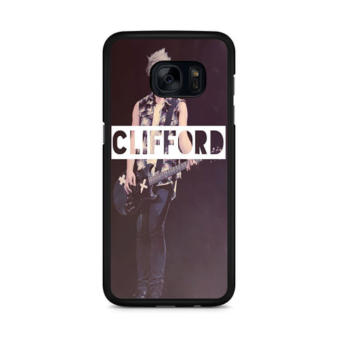 5 Seconds Of Summer Clifford Samsung Galaxy S7 Edge case