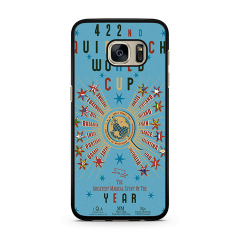 422nd Quidditch World Cup Poster Samsung Galaxy S7 case