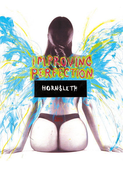 """IMPROVING PERFECTION"" Wall Art by Hornsleth. Affordable art poster, created from the original art piece. Inspired by the world wide debate about body shaming. Rasing the question : What is perfection and how do we humans relate to physical perfection ?"