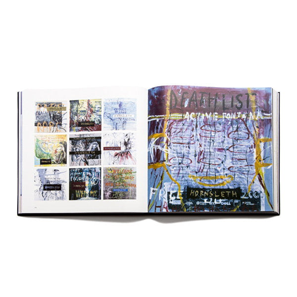 A unique hardcover art book from Danish artist Kristian von Hornsleth. This huge beautiful hard cover art book gives an intensive overview of Hornsleth's work from 1995 to 2005