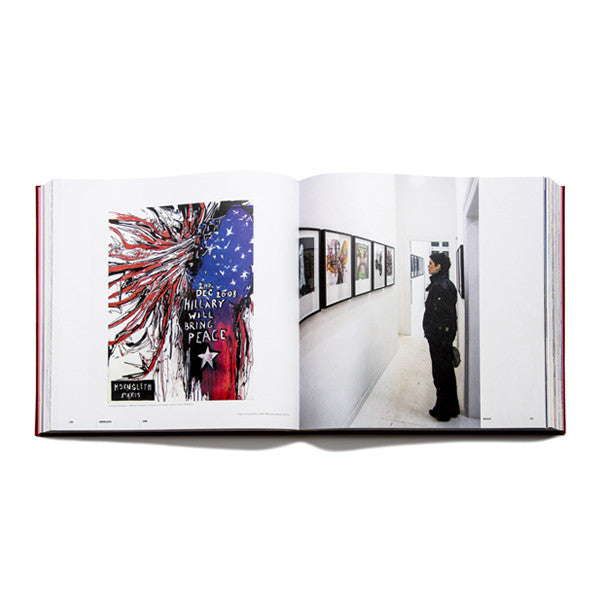 Huge beautiful hard cover art book by Danish artist Kristian von Hornsleth, gives an intensive overview of Hornsleth's work from 2005 to 2015.