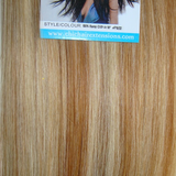 Donna Bella Full Head Synthetic Clip In Hair Extensions