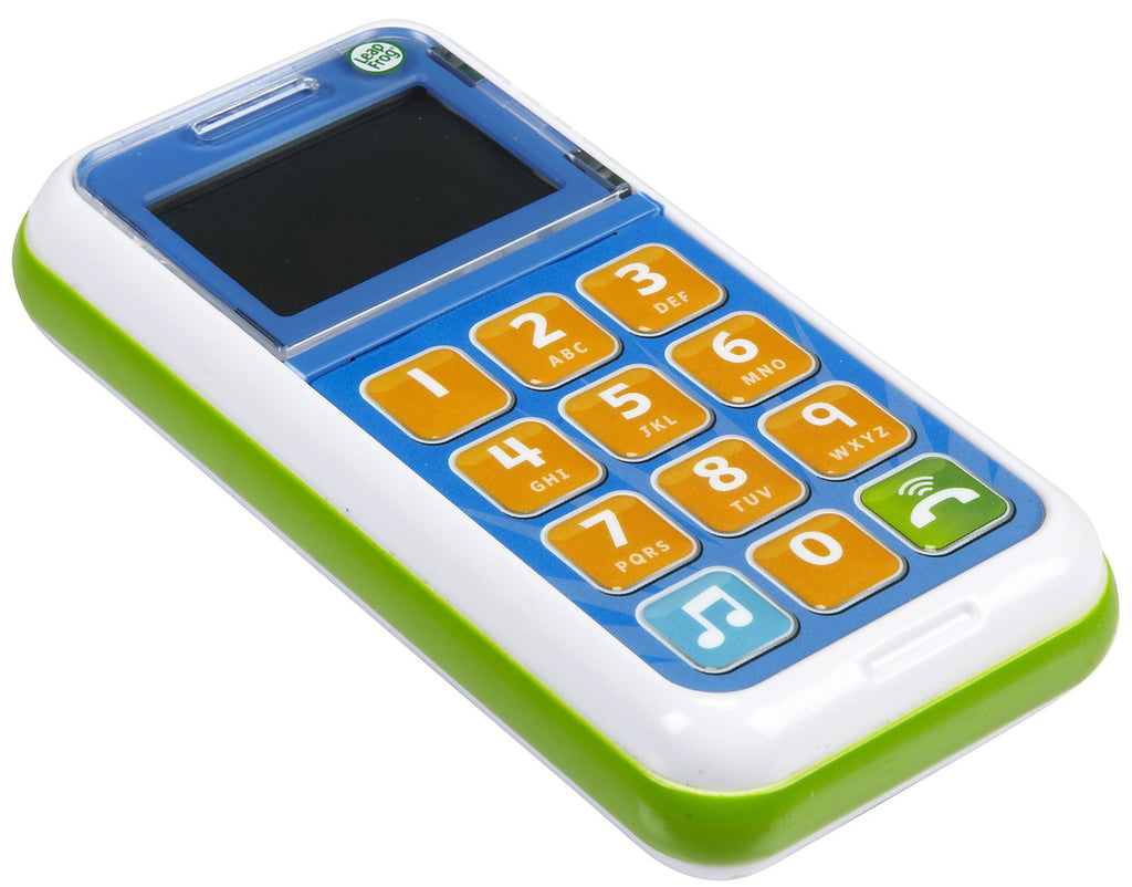 Leapfrog Chat & Count mobile phone