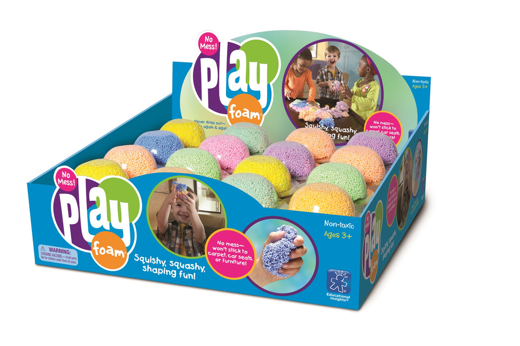 Playfoam Individual Pods