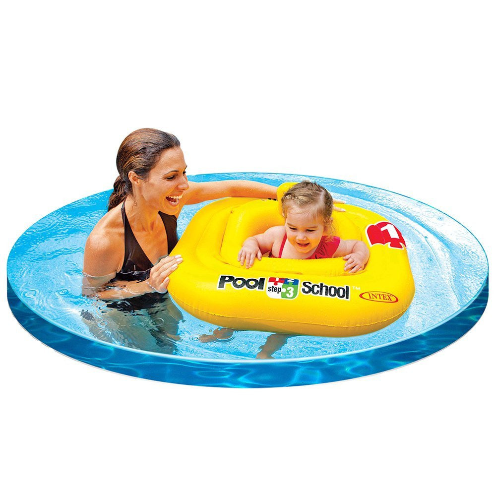 Pool School Baby Float