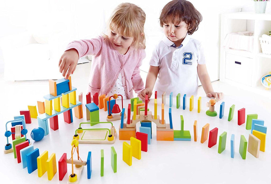 Hape Early Explorer Dominoes