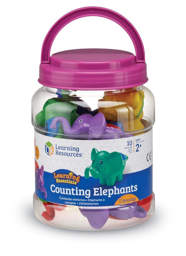 Snap N Learn Counting Elephants