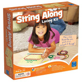 Learning Resources String-Along Lacing Set