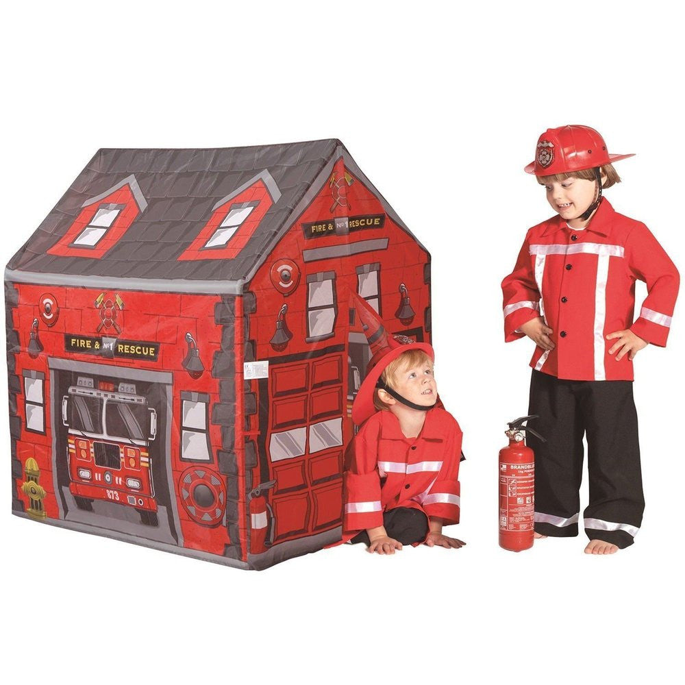 Fire Station Tent Set
