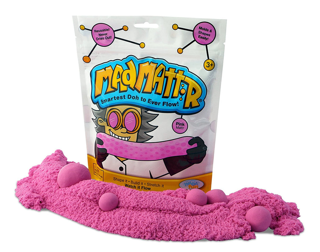 "Mad Mattr"" Pink Soft Modeling Craft"