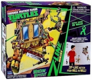 Turtles Z Line Ninja's Playset