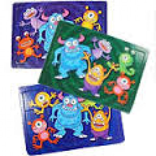 Monster Jigsaw Small