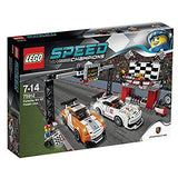 Lego Speed Porsche 911 GT Finish Line